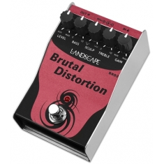 Pedal Landscape Brutal Distortion BRD2